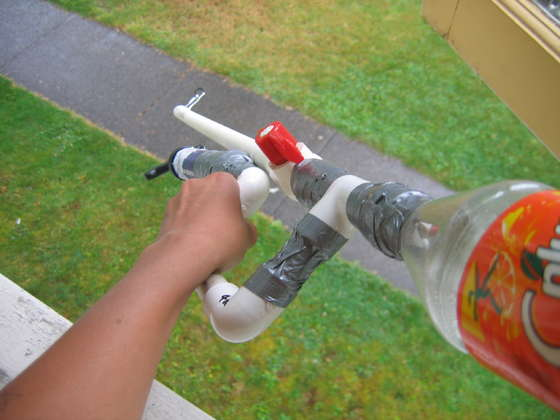 Build-a-Paintball-Gun