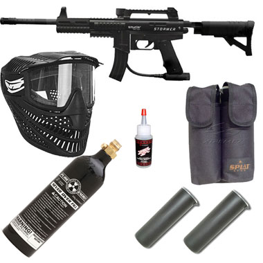Cheap Paintball Gun Packages