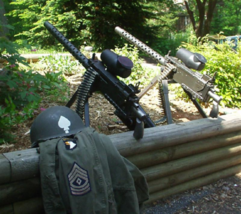 how to build a sniper paintball gun