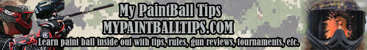 My Paintball Tips