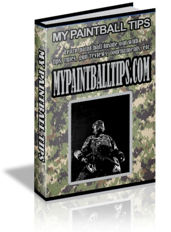 Paintball Tips eBook
