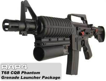 Paintball Grenade Launchers